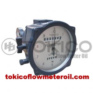 Jual Flow Meter Tokico - Flow Meter Tokico 20mm - FGBB631BDL04X