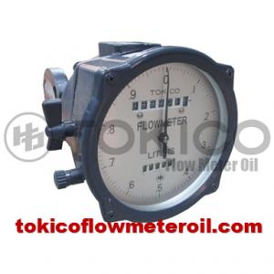 jual flow meter-FLOW METER TOKICO 1 inch (FGBB835BDL-04X) DN25 RESET
