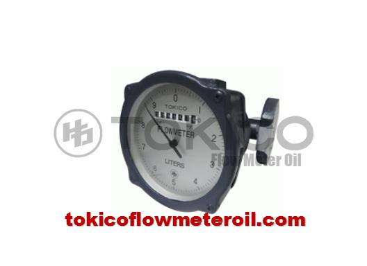 """Jual Tokico Flow Meter Oil -FLOW METER TOKICO 15MM - JUAL FLOW METER TOKICO 1/2"""" - TOKICO FLOW METER FGBB423BAL-02X"""