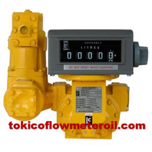 Flow meter LC M10 - Jual Flow Meter LC 2 inch M10 C 1 - Liquid Control Flow Meter